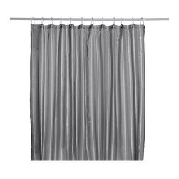 Emma Jones - SALTGRUND Shower curtain - Shower curtain, gray