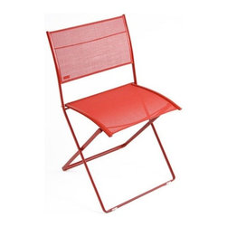Fermob - Fermob | Plein Air Folding Chair, Set of 2 - Design by Pascal Mourgue.