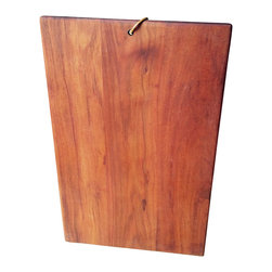 Fabulous Handmade Wood Cutting Boards - Very crisp craftsmanship turning simple rectangular boards into art and science. They integrate every quality: function and look. Exotic grain layout with fine edge detail, smooth surface and practical sizes for bread, cheeses and appetizers.