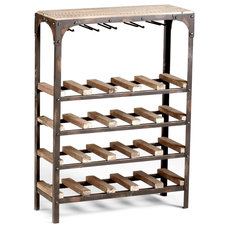 Transitional Wine Racks by Kathy Kuo Home