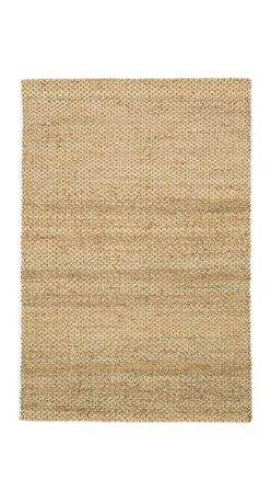 """Loloi Rugs - Loloi Rugs Eco Collection - Natural, 5' x 7'-6"""" - Once just a niche for the environmentally conscious, natural fiber rugs like the Eco Collection have become a popular choice for their raw elegance. Hand woven of 100% jute from India, Eco delivers a fashionable and easy-to-place look at a value price."""