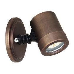 Access Lighting - Access Lighting 23025MG-BRZ/CLR Wet Location Adjustable Spotlight - Access Lighting 23025MG-BRZ/CLR Myra Wet Location Adjustable Spotlight