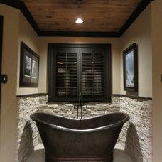Rustic  by DreamMaker Bath & Kitchen Amarillo