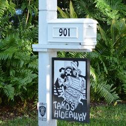 Distinctive Mailboxes -