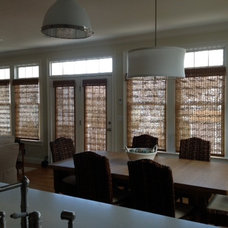 Traditional Roman Shades by ASAP Blinds