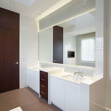 Contemporary Bathroom Vanities And Sink Consoles by Citation Kitchens