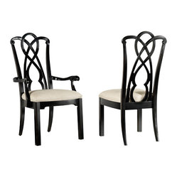 Uph Armchair, Set of 2
