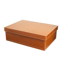 Arte & Cuoio Large Leather Box