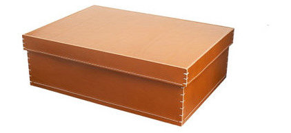 traditional storage boxes by Barneys New York