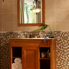 modern bathroom vanities and sink consoles Exhibit Bathroom Vanities
