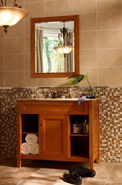 Modern Bathroom Vanities And Sink Consoles by Foremost Groups Inc.- Bath