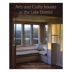 "Frances Lincoln - ""Arts and Crafts Houses in the Lake District"" Hardcover - This is the first book to fully explore the development of the Arts and Crafts movement in the Lake District. The Arts and Crafts flourished distinctively in the Lake District, as architects, craftsmen and builders responded to the outstandingly beautiful landscape, to the region's strong sense of tradition and local identity and to the writings of Wordsworth and Ruskin. For a short but intense period, from 1898 to 1910, this rural region became the focus of the latest architectural advances, resulting in a series of uniquely satisfying buildings. Specially commissioned photographs of the houses in their beautiful settings, and of their interiors, along with details of their hand-crafted fittings, are supplemented with paintings, drawings, photographs and plans from public and private collections. Blackwell, the Arts and Crafts House renovated by the Lakeland Arts Trust in 2001, receives around 40,000 visitors a year. This book reveals the extent and importance of the many other excellent examples of Arts and Crafts architecture in the Lake District."
