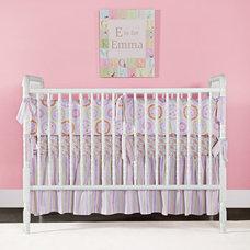 Modern Baby Bedding by Layla Grayce
