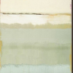 Artcom - Noon II by Caroline Gold - Noon II by Caroline Gold is a Stretched Canvas Print.