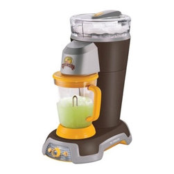 Margaritaville Battery-Powered Frozen-Concoction Maker - Battery powered means you can take it anywhere. Think of the possibilities, especially when you're hosting the party in your backyard!