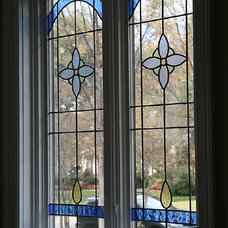 Traditional Windows by English Heritage Homes of Texas