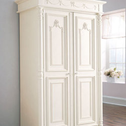 Stanley Young America Isabella Armoire with 2 Doors -