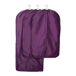 Sarah Fager - SKUBB Clothes cover, set of 3 - Clothes cover, set of 3, lilac