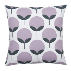 Look Here Jane, LLC - Caroline Lavender Pillow Cover - PILLOW COVER