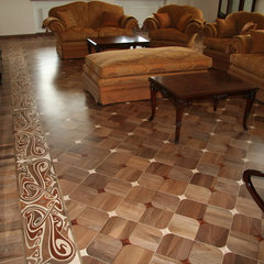 wood flooring by Czar Floors