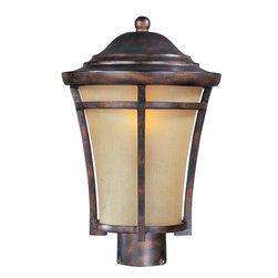 Maxim Lighting - Maxim Lighting 85160GFCO Copper Oxide Balboa VX EE 1 Light Outdoor Post Light - Product