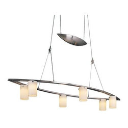 Counter Weight 36-Inch-W George Kovacs Chandelier -