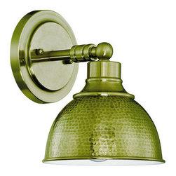 Jeremiah Lighting - Jeremiah Lighting 35901 Timarron 1 Light Wall Sconce - Lamping Technology: