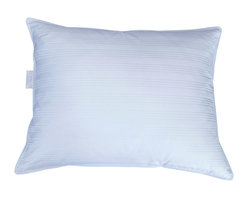 DOWNLITE - Extra Soft Down Pillow (Perfect for Stomach Sleepers), Standard - Back by popular request we are showcasing our Extra Soft White Down Pillow (also called a face down pillow).