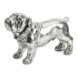 IMAX CORPORATION - Maximus Stick Silver Dog Statue - Maximus Stick Silver Dog Statue. Find home furnishings, decor, and accessories from Posh Urban Furnishings. Beautiful, stylish furniture and decor that will brighten your home instantly. Shop modern, traditional, vintage, and world designs.
