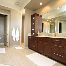 Venuti Woodworking, Inc. - Bathrooms -