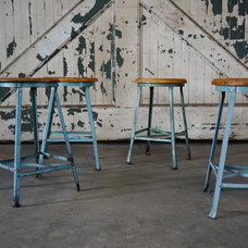 Industrial Furniture by Irons & Duck