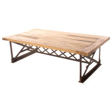 Eclectic Coffee Tables by Kathy Kuo Home