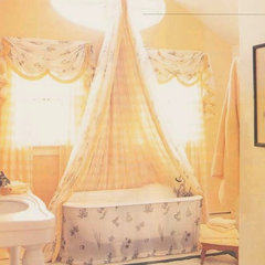 traditional bathroom by Steed Hale Interior Design Company & Inc.