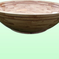 Tropical Bathtubs by grinera.de