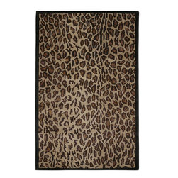 Surya - Surya Dream Animal Hand Tufted Wool Rug X-85-783TSD - With sophisticated and fashionable designs, the Dream Collection features a series of transitional and traditional patterns reflecting the colors and flavors of the present. Hand tufted from 100% New Zealand wool and individually hand washed, these rugs radiate a luster that will animate any room. The unique splendor and antique finish on these rugs is achieved through special herbal washing techniques.