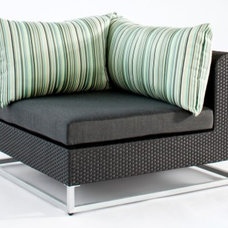 contemporary patio furniture and outdoor furniture by andrewricharddesigns.com
