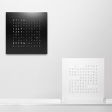 Modern Clocks by Lumens