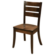 Traditional Dining Chairs by DreamHomes