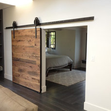 Contemporary Interior Doors by Porter Barn Wood LLC