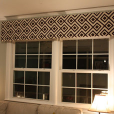 Window Treatments by Liven UP design