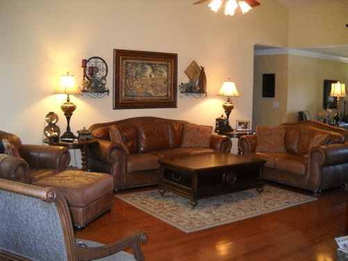 old style living room - photo #5
