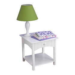 KidKraft - Nantucket Toddler Table by Kidkraft - Our Nantucket Toddler Table is an adorable, kid-sized furniture piece that would look great in any child�s bedroom.