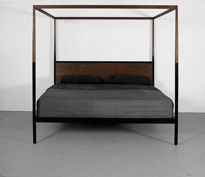Contemporary Beds by Uhuru Design