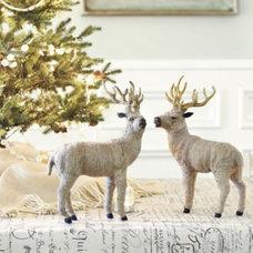 Modern Christmas Decorations by Ballard Designs