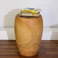 tropical side tables and accent tables Mango Wood Seat