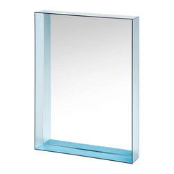 Kartell - Only Me Small Mirror - Only Me Small Mirror