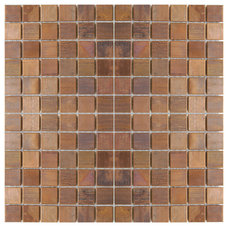 Traditional Tile by Eden Mosaic Tile