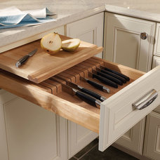 Transitional Kitchen Knives And Accessories by KraftMaid