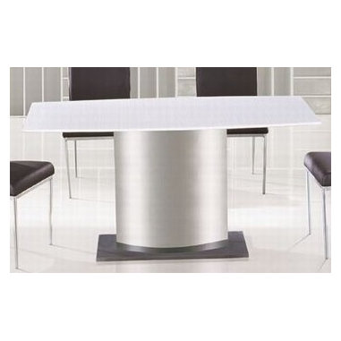 Matera Marble Modern Dining Table