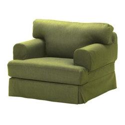 IKEA of Sweden - HOVÅS Chair - Chair, Källvik light green